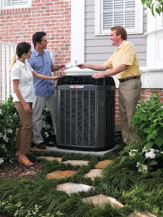 Trane AC Replacement & Installation